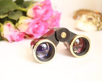 Opera Glasses, Theater Glasses, Theater Binoculars, Vintage Binoculars, Retro Opera Glasses, 70's-80's, Gift Idea ,Vintage accessories