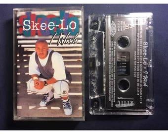 Skee Lo I Wish Cassette Tape Released 1995 Rap Hip Hop