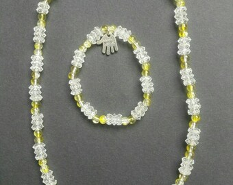 Beautiful jewelry set for girls