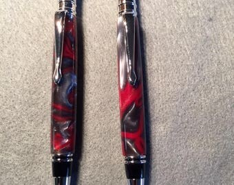 Acrylic Pen & Pencil Set