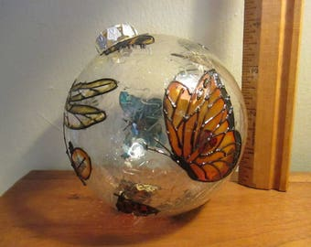Butterflies, Bees, and Dragonflies ornament