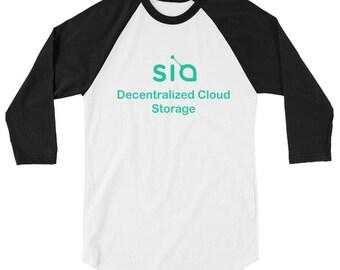Sia Cloud Storage Long Sleeve