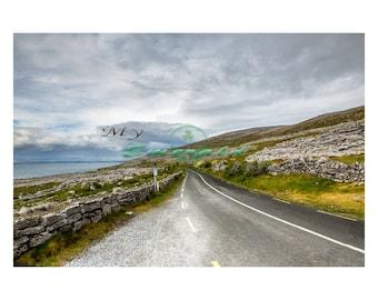 The Wild Atlantic Way, Clare.