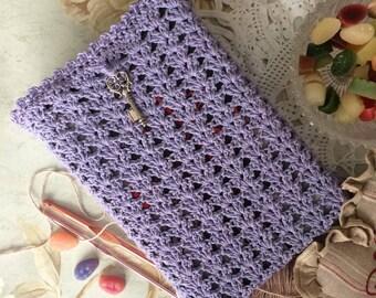 Crochet Booksleeve