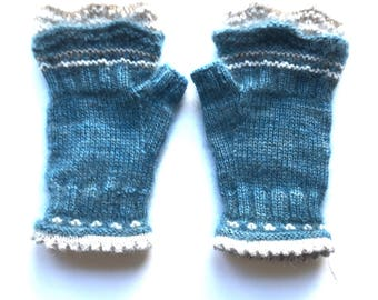 Qiviut Fingerless Gloves