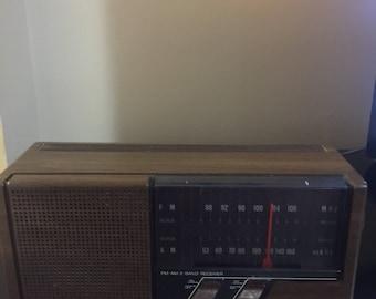 Panasonic RE 6266 AM/FM Radio