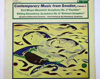 Music From Sweden Volume 1
