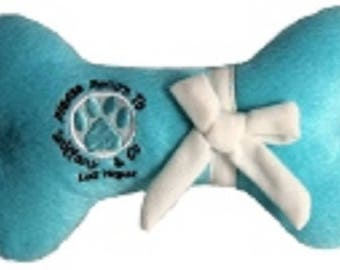 Sniffany & Co. Plush Bone Dog Toy