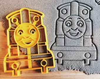 Thomas Train Cookie Cutter