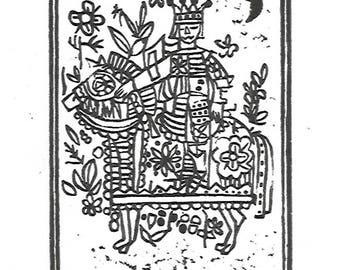 Original Engraving Ink