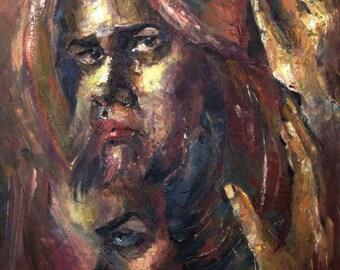 Oil Painting Картина маслом