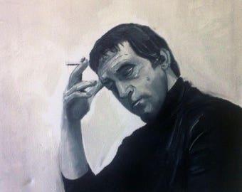 Vladimir Semonovich Visovski Original Oil Art Painting