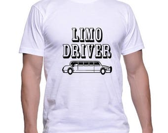 Tshirt for a Limo Driver