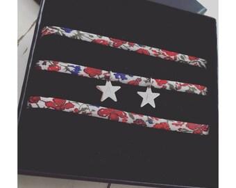 Liberty Wrap Star Bracelet