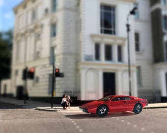 Toy Lotus in Notting Hill