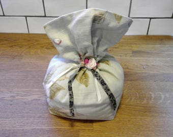 Handmade in the UK Sand Filled Door Stop Gift by Emma Frances Boutique