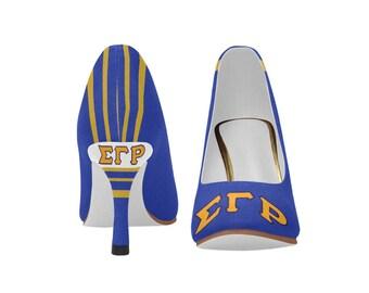 Sigma Gamma Rho  Heels / Pumps
