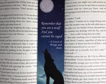 ACOWAR-Remember that you are a wolf...