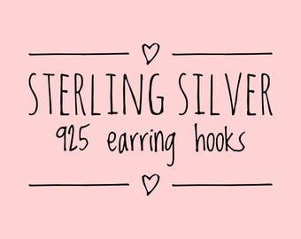 Sterling silver 925, sterling silver hooks, sterling silver earrings, sterling silver jewelry, add sterling silver earrings hooks, jewelries