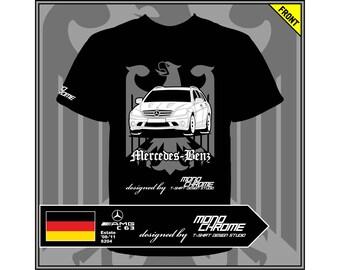T-shirt Mercedes-Benz C 63 AMG Estate '08-'11 S204
