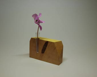 003 Colorcontour-Series mini vase with test tube