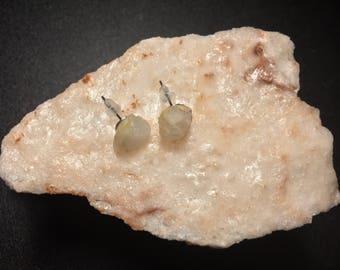 Mineral Stud Earrings