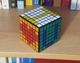 Personalized Rubiks Cube