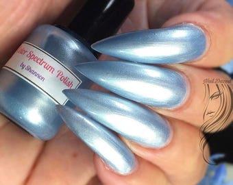 Freshwater Pearl: Homemade Indie Nail Polish