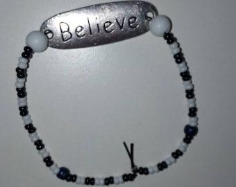 """Bracelet """"Believe"""""""