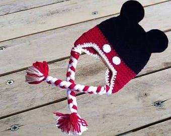 Baby mickey Hat