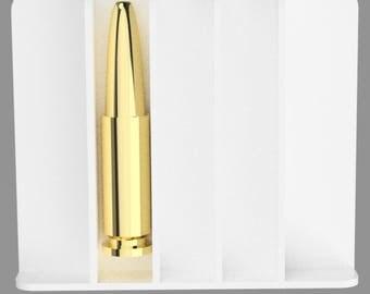 James Bond The Man with the Golden Gun - Golden Bullet - BRASS