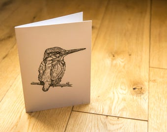 Kingfisher Greetings Cards