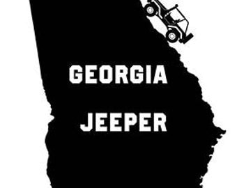 Any State Jeeper Decal