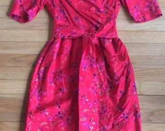Vintage Kimono-Style dress