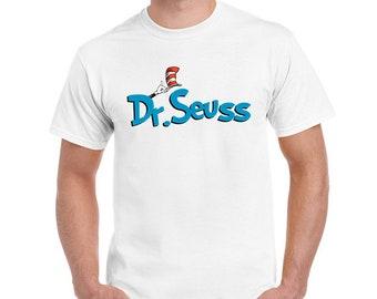 dr seuss t-shirt, dr seuss shirts, dr seuss shirt, dr seuss tee, Thing 1 Thing 2