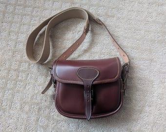 Classic Leather Purdey Cartridge Bag