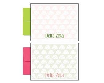 Delta Zeta Postcards - Sorority