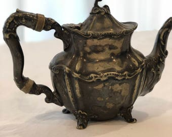 Vintage Persian/Turkish Tea Pot