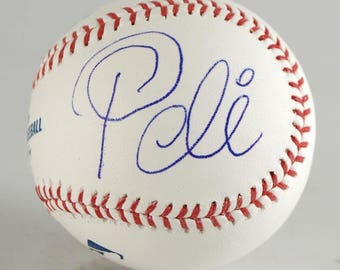 Autographed Baseball (Pele)