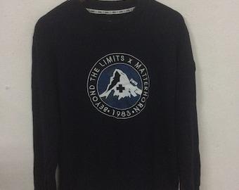RARE!!! Vintage Swib sweatshirts Size L