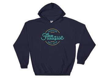 Fittique Hooded Sweatshirt