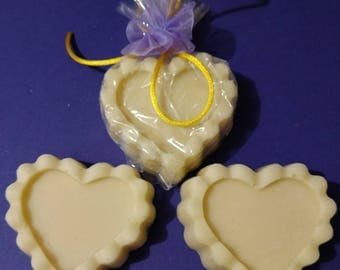 Coco and Shea butter lotion bar