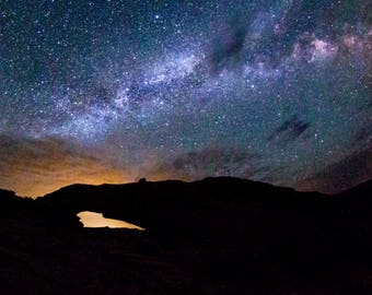 Canyonlands - Mesa Arch Under the Milky Way