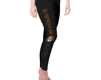 Leggings For Women All You Need Is A Beagle Women's Leggings