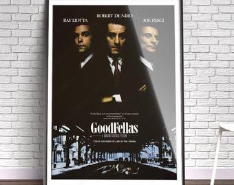 Goodfellas - Film, Movie, Poster