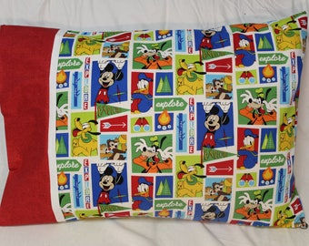 Disney Handmade Pillowcase