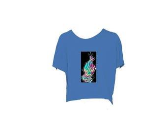 Spiritual Energy Flowy T-Shirt