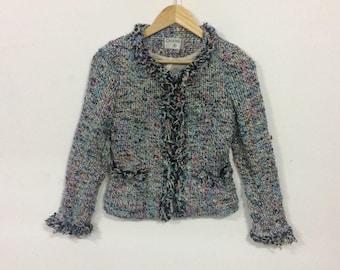 Rare!!! Vintage chanel jacket