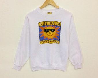 Rare!!! Vintage ken done under sweatshirt