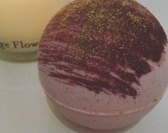 Strawberry Champagne Bombshell